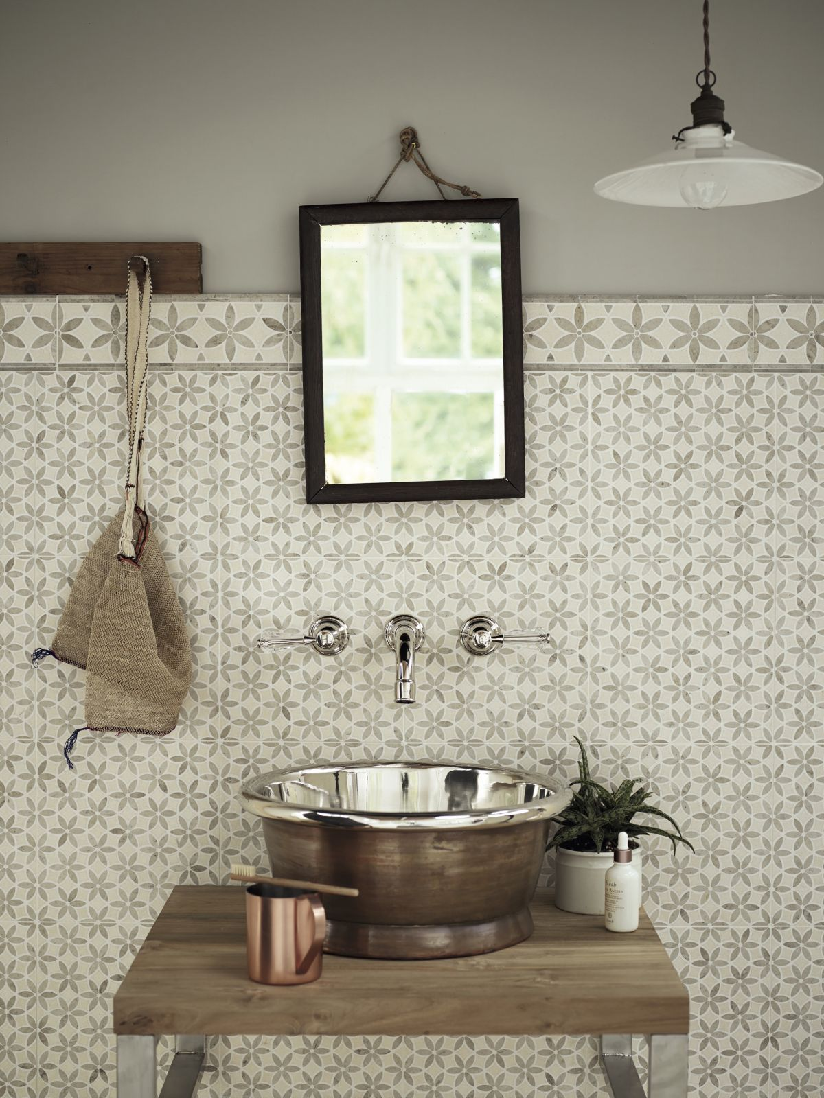 How To Choose Tiles For A Small Bathroom