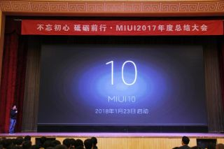 Xiaomi begins miui 10 development focuses on ai and machine xiaomi has announced the development of next version of companys custom rom based on android the upcoming firmware will be called miui 10 stopboris Images