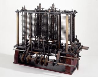 Victorian Steam Powered Computer