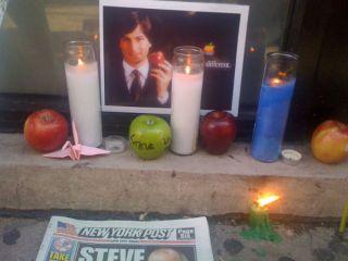 Steve Jobs' SoHo Memorial