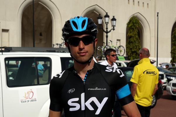 Dario Cataldo Team Sky