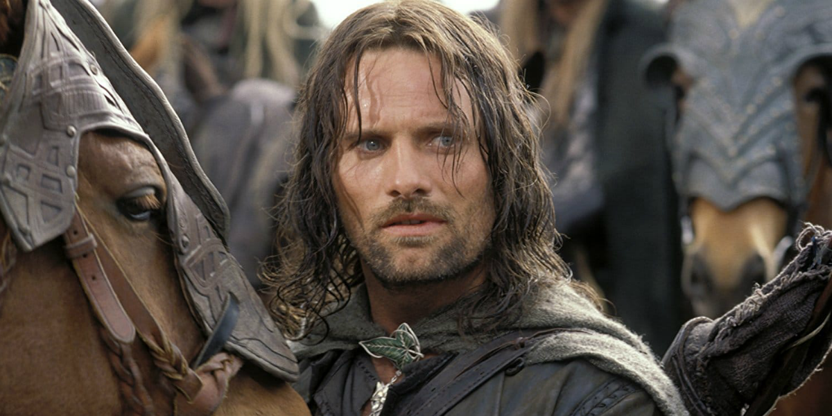Lord of the Rings Viggo Mortensen Aragorn New Line Cinema