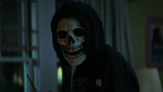 Skull Mask from 'Fear Street Part One: 1994'
