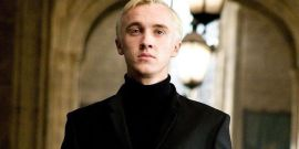 Harry Potter's Tom Felton Has Some Intense Feelings About The Idea Anyone Else Could Play Draco Malfoy On The Big Screen