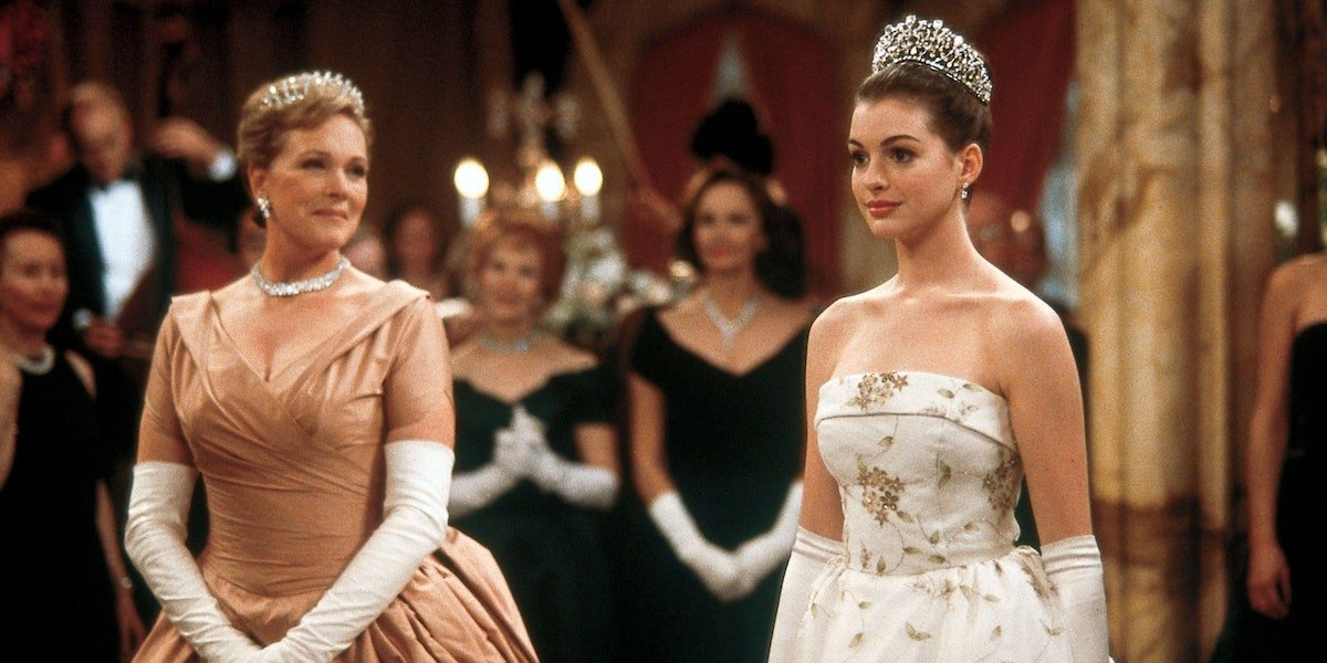 How Anne Hathaway's Princess Diaries Co-Stars Celebrated The Disney Film's 20th Anniversary