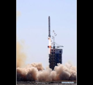 China's Shijian 11-06 Satellite Launch