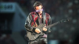 Matt Bellamy performs live