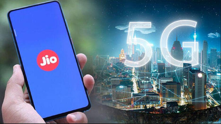 Reliance Jio 5G
