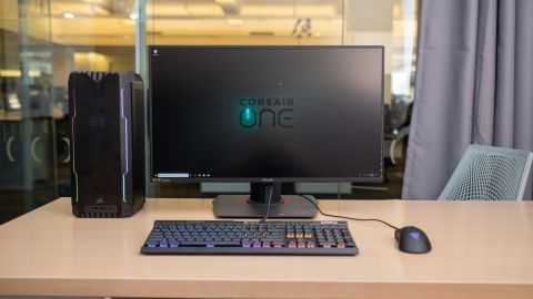 Corsair One i160 review | TechRadar
