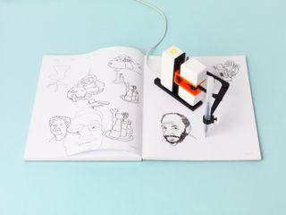 Line-us-sketchbook
