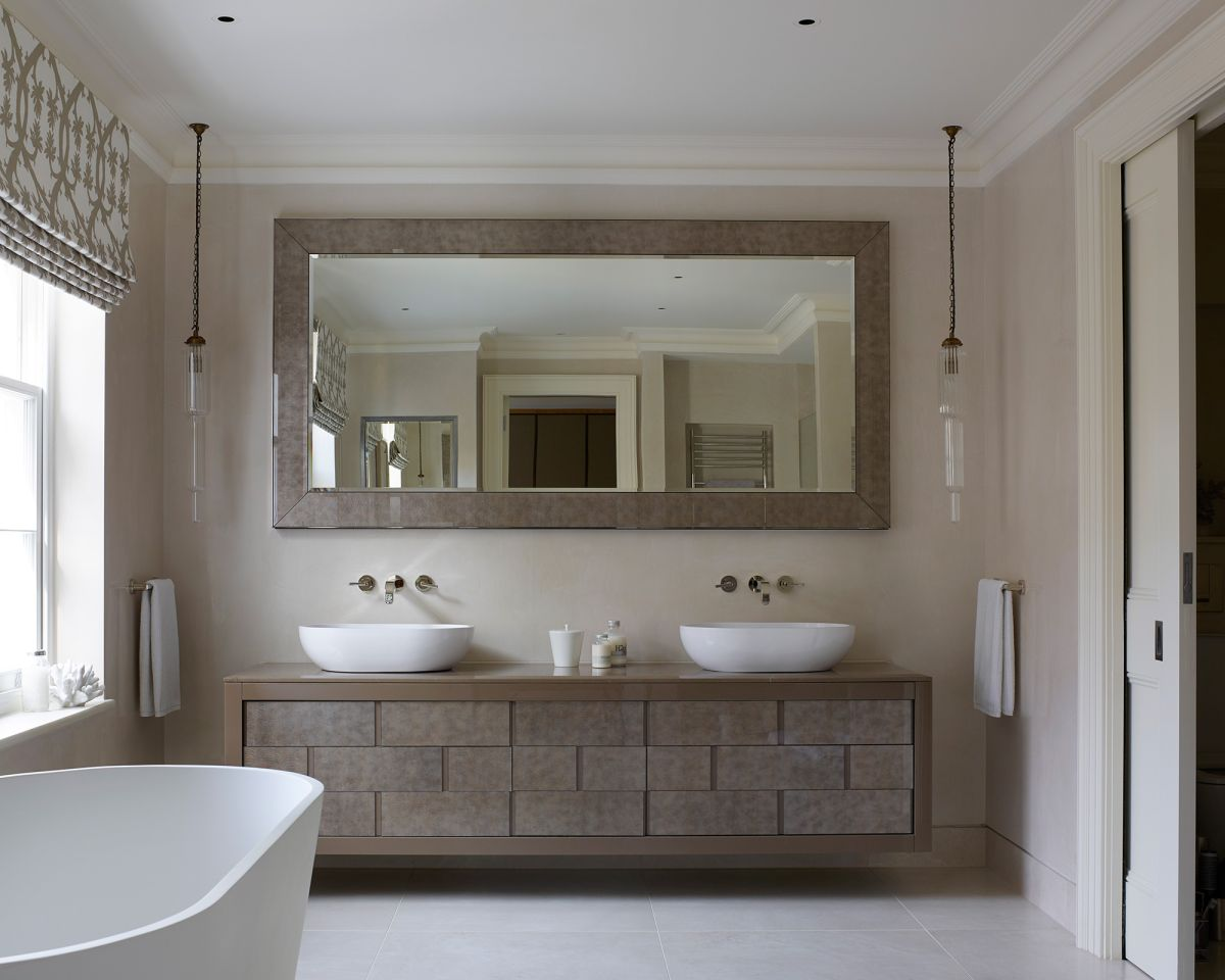 The 7 secrets of luxury bathroom design