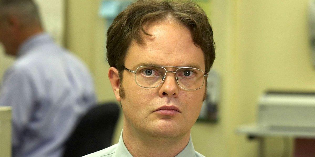 Rainn Wilson on The Office