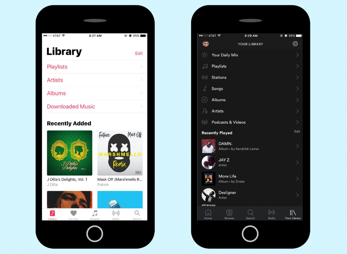 Apple Music vs Spotify: Which Is the Best Music Service? | Tom's Guide