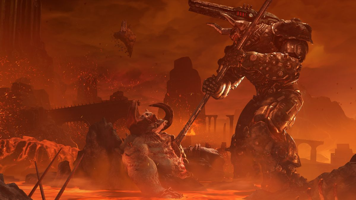 The original Doom games are less than $3 each ahead of Doom Eternal launch