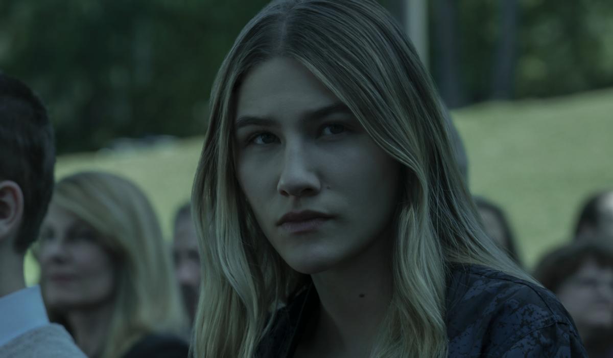 Ozark Sofia Hublitz Charlotte Byrde Netflix
