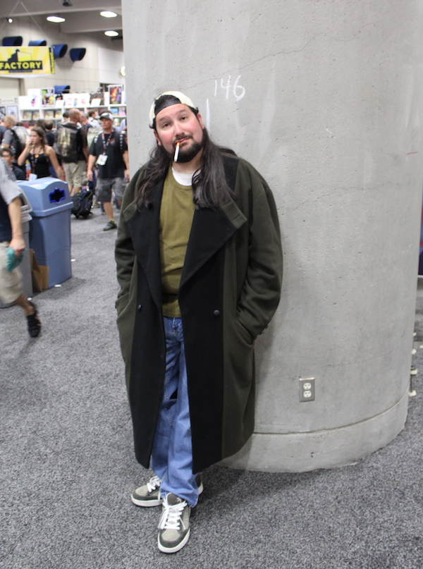 SDCC Costume kevin smith costume