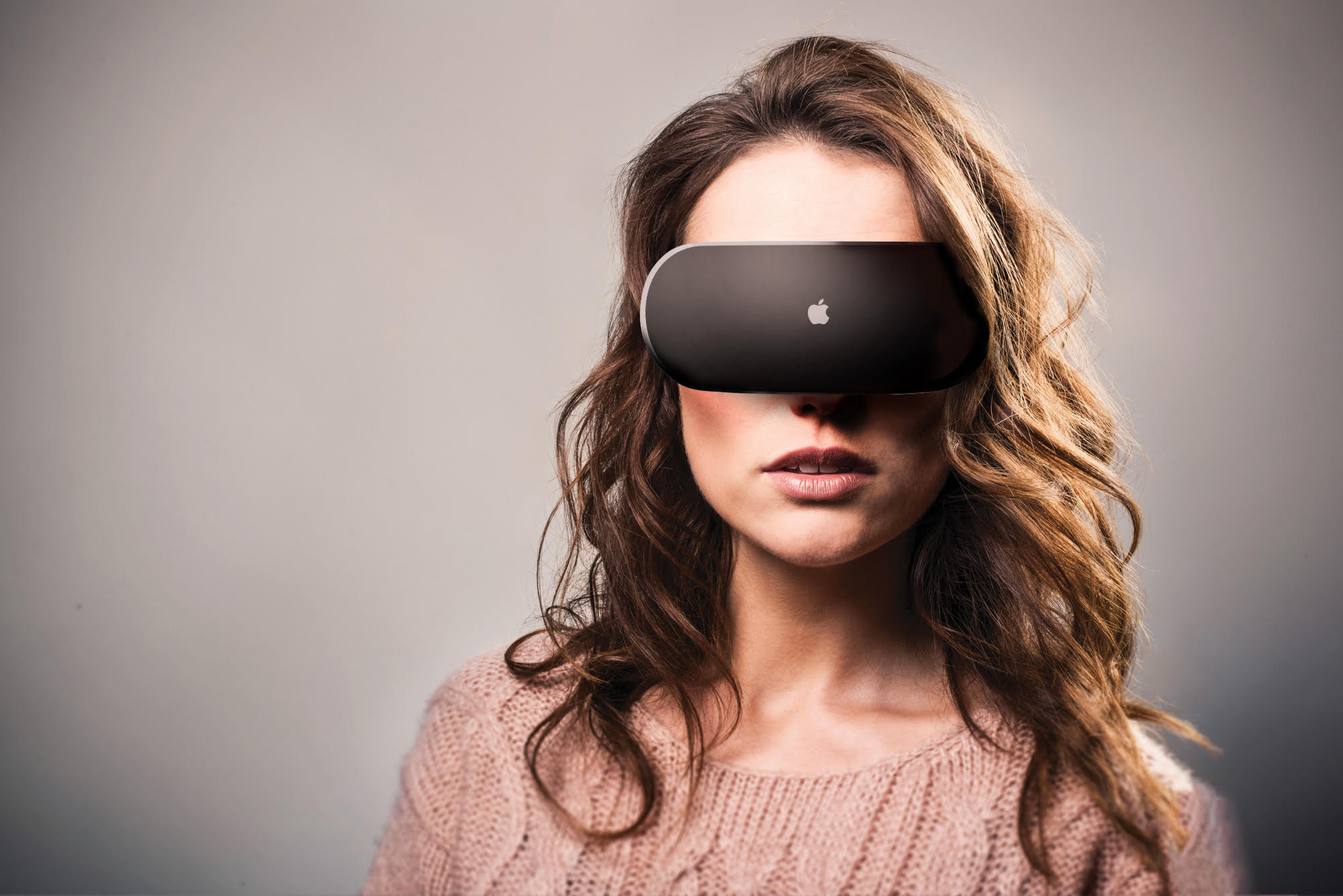 apple mixed-reality headset design