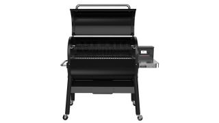 Weber's wood-fired pellet grill is now available in time for Father's Day