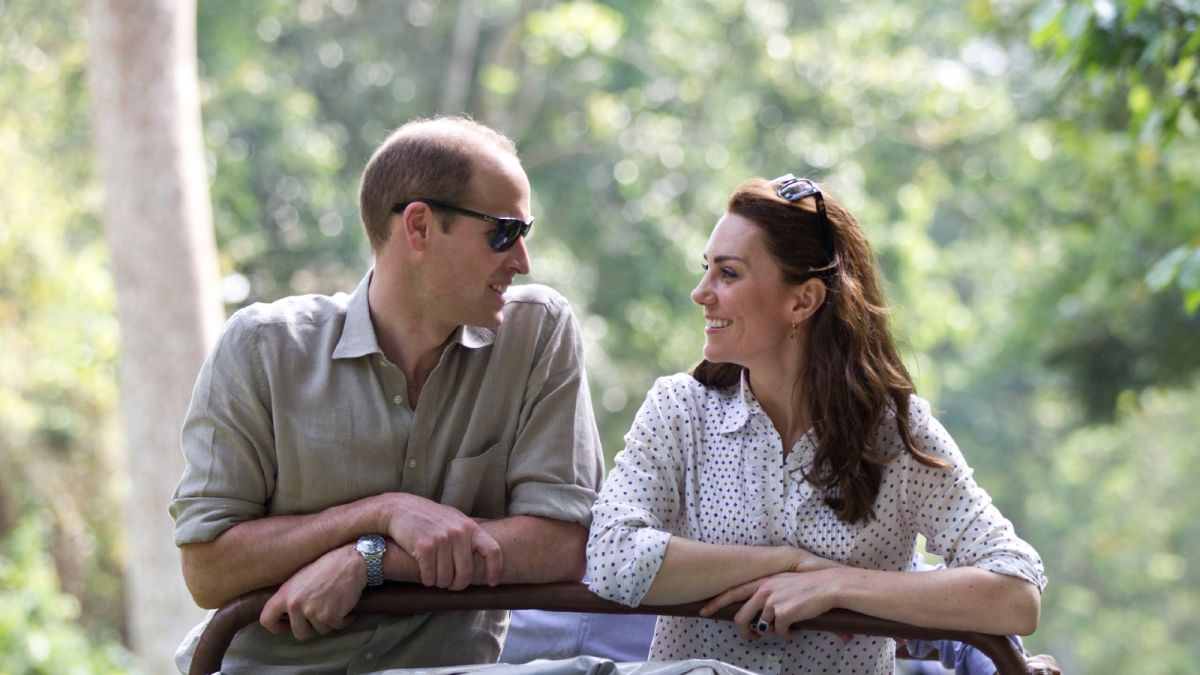 Prince William and Kate Middleton celebrate Earth Day by asking fans to 'give the earth a shot'