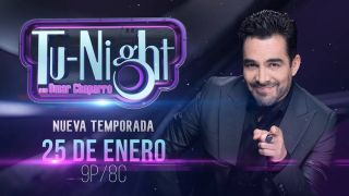 Tu-Night con Omar Chapparo on EstrellaTV