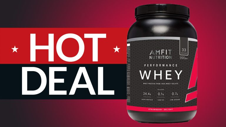 Amazon's cheap protein deal is low fat, low sugar, low price | T3