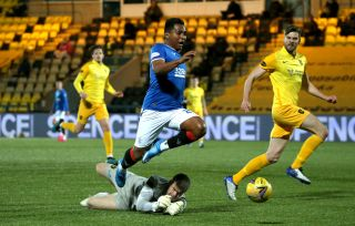 Livingston v Rangers – Scottish Premiership – Almondvale Stadium
