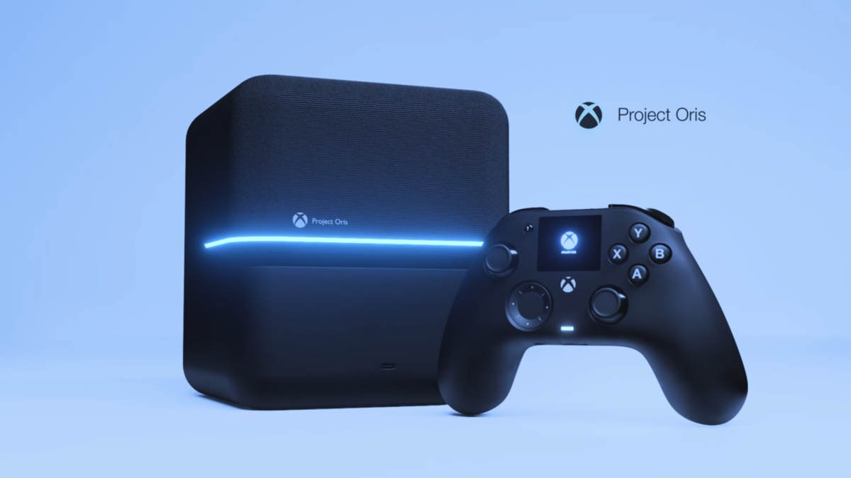 Stunning Xbox Series X Design Blends Game Console Speaker And Projector Into One Tom S Guide