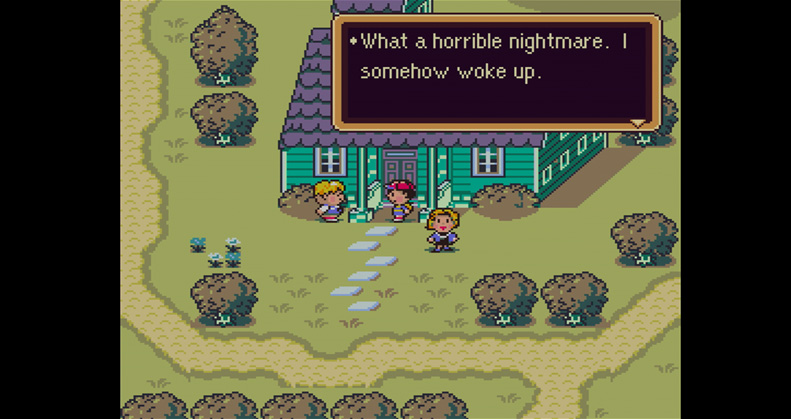 Earthbound Releasing On Wii U Virtual Console Today #27998