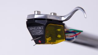Aphelion 2 represents Rega's pinnacle moving coil cartridge design