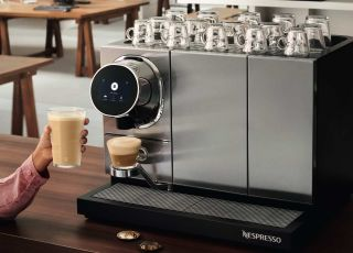 Nespresso Momento coffee maker
