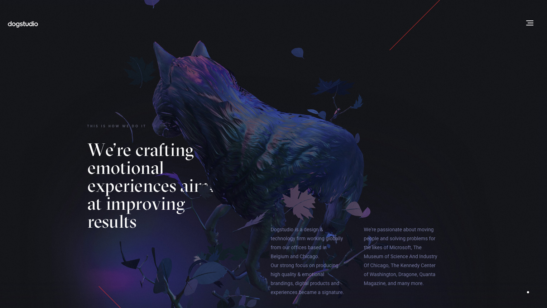 18 stunning parallax scrolling websites | Creative Bloq