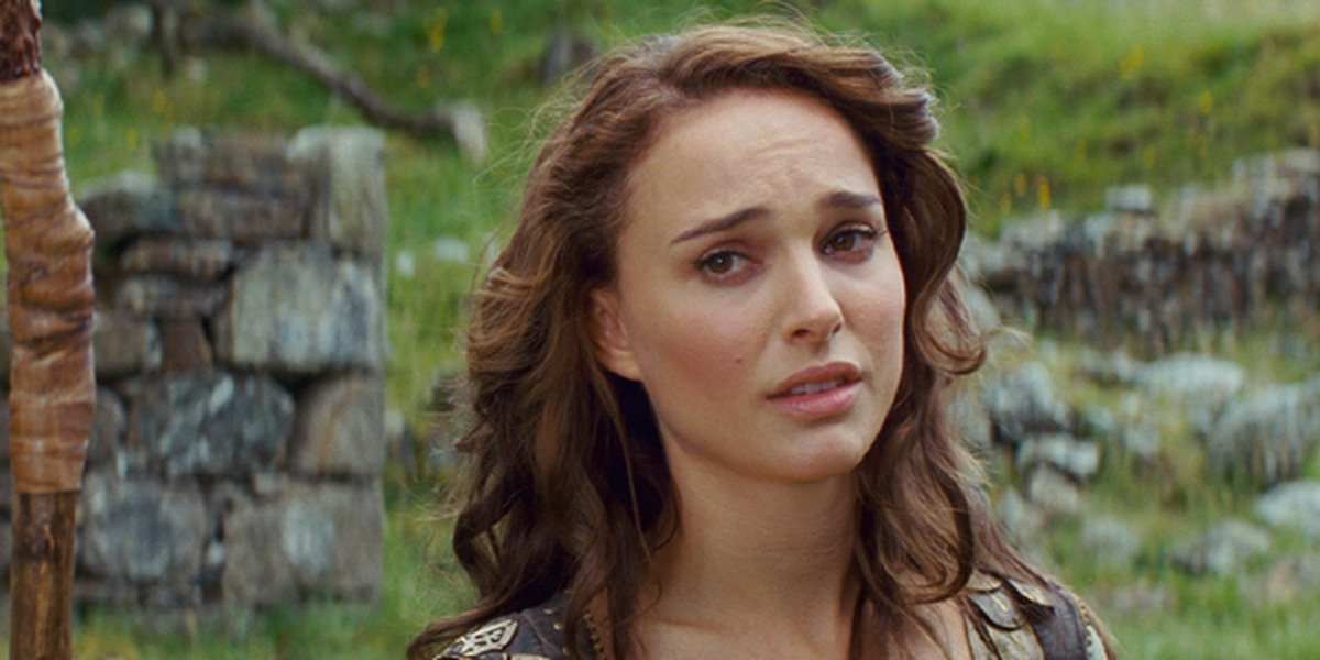 Isabel (Natalie Portman) looks dubious in 'Your Highness'