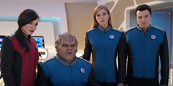 The Orville Producer Talks Comparisons To Star Trek