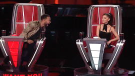 The Voice: Will Ariana Grande's Block Misfire End Up Working In Her Favor?