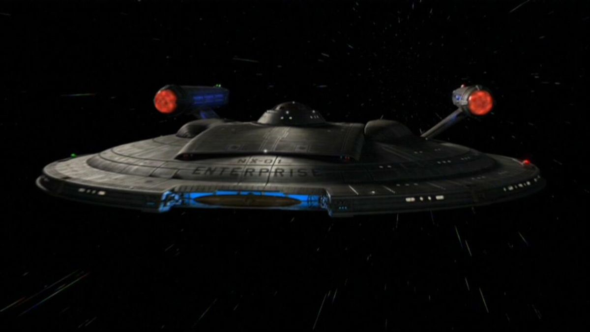 Star Trek' Starship Enterpise Evolution in Photos | Space