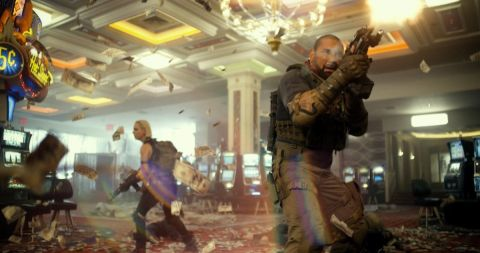 Zombies go wild in 'Army Of The Dead.'