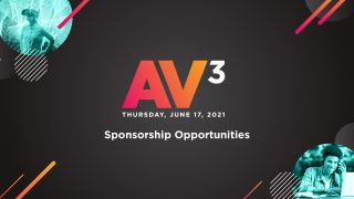 AV³ - Sponsorship Opportunities Available