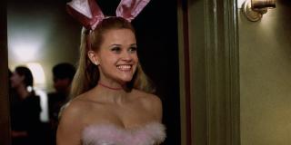 Elle Woods as a Playboy Bunny