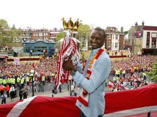 Premier League title-winning captains � Patrick Vieira