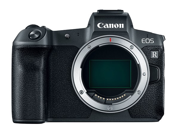 Canon unveils new full-frame mirrorless camera EOS R