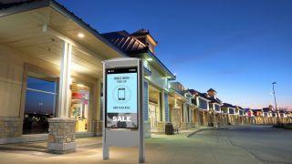 Peerless-AV's Smart City Kiosk