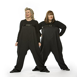 French and Saunders Tour Shot-dawn french-celebrity-television-features-woman and home