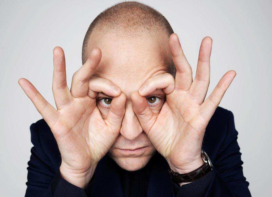 TV tonight Derren Brown: 20 Years of Mind Control: Live