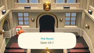 Teaser for Brewster and The Roost cafe coming to Animal Crossing: New Horizons