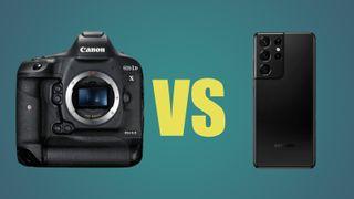 Samsung vs Canon