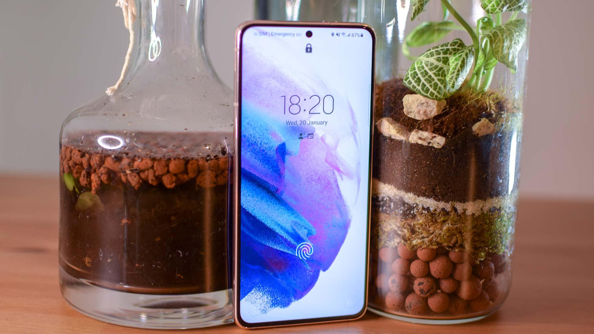 Google Pixel 6 Pro vs. Samsung Galaxy S21