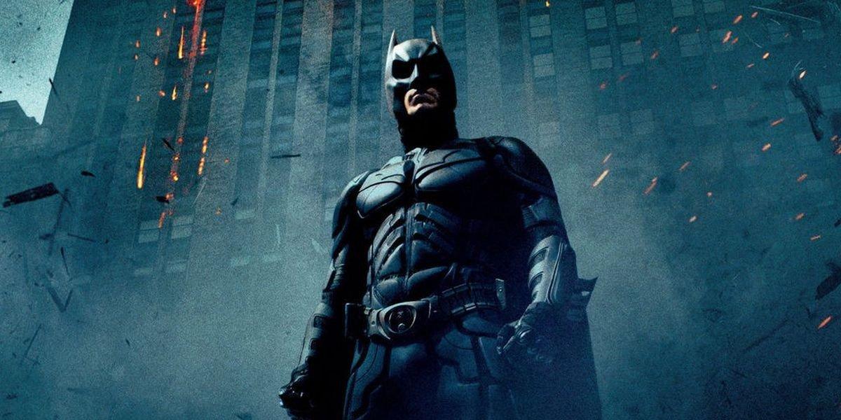 christian bale The Dark Knight
