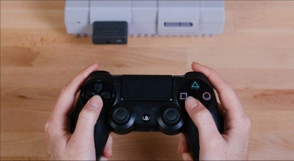 3 4 Plugs >> How You Can Play The Super Nintendo With A PS4 Controller