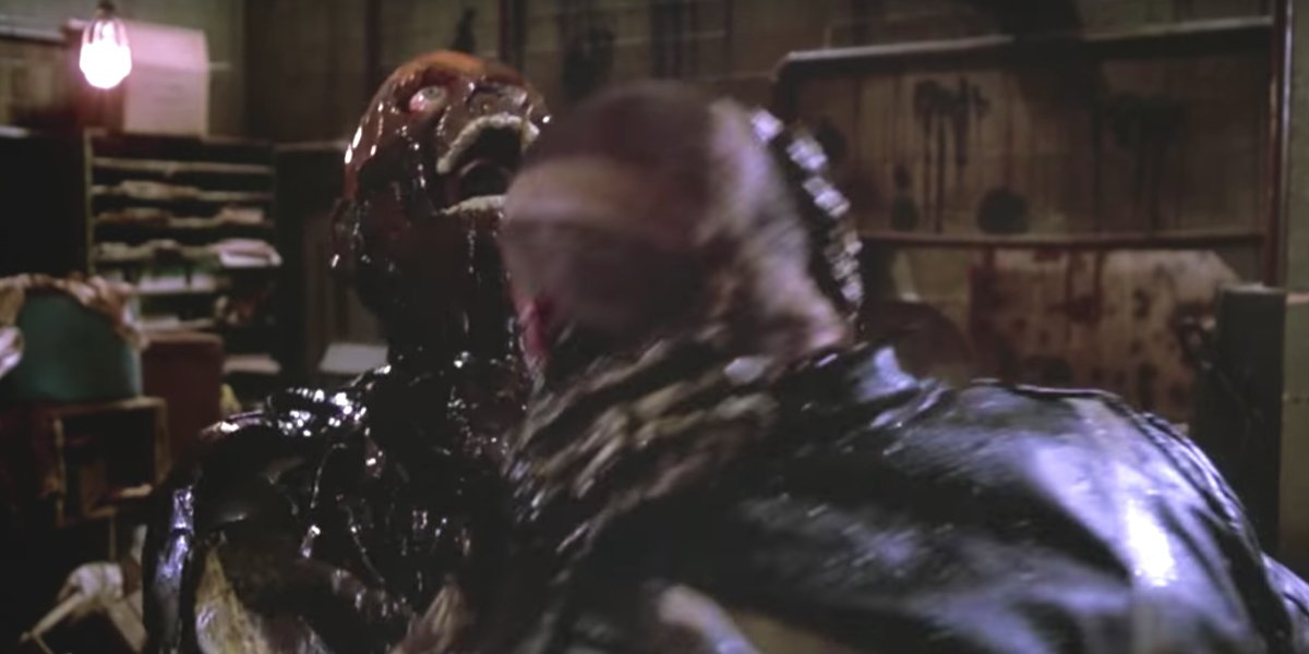 Allan Trautman in The Return Of The Living Dead