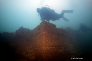 Underwater structure in Turkey
